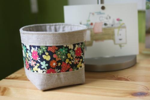 fabric bowl -4821