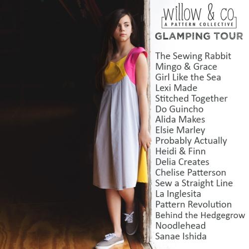 glamping tour